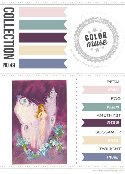 Color Muse: Collection No. 49