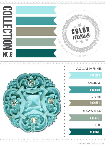 Color Muse: Collection No. 8