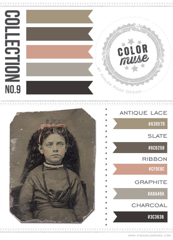 Color Muse: Collection No. 9