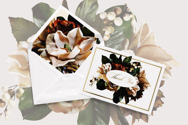 Free Magnolia Bloom Flower Frame