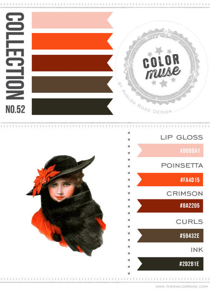 Color Muse: Collection No. 52