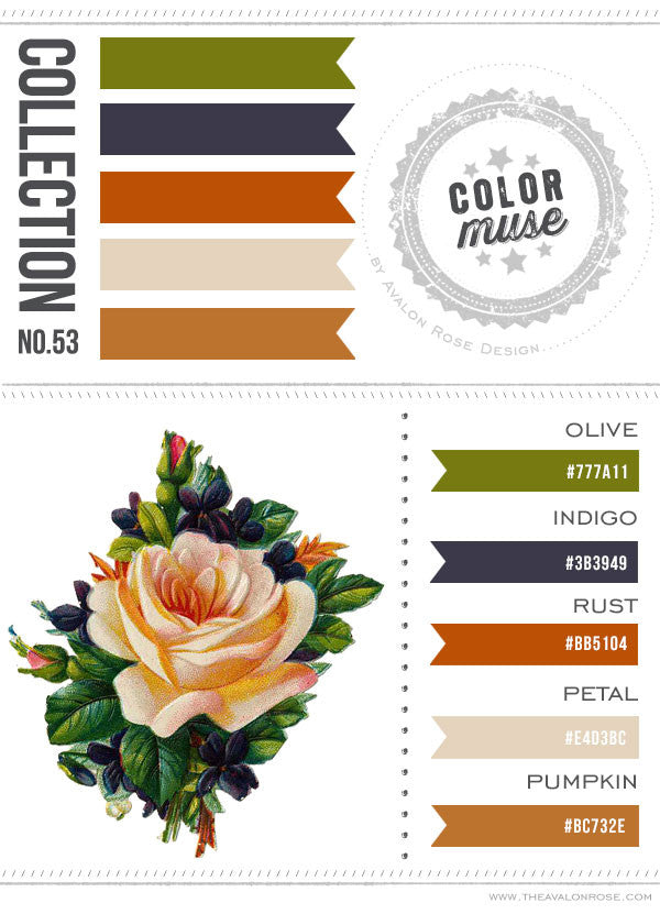 Color Muse: Collection No. 53