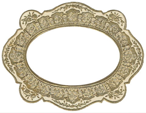 Free Vintage Gold Frame Graphic