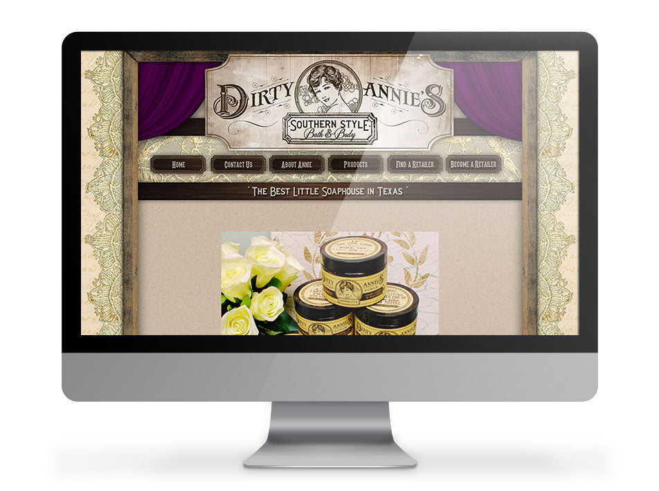 Dirty Annie's Website