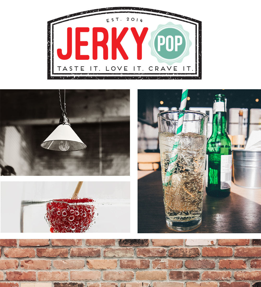 Jerky Pop Custom Logo