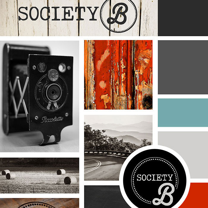 Custom Logo Society B