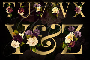 Grace Floral Graphics Collection