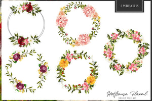 Hothouse Floral Design Toolkit