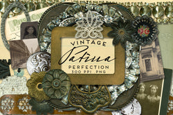 Patina Perfection Vintage Graphics