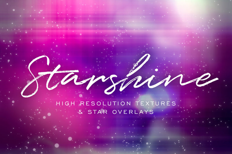 Starshine Galaxy Textures and Overlays