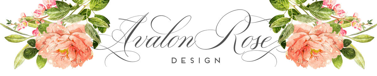 Avalon Rose Design