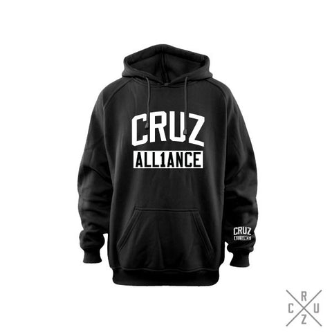 Dom Cruz | Cruz All1ance Heavyweight Hoodie (BLK)