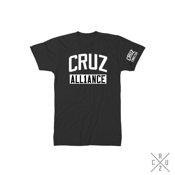 Dom Cruz | Cruz All1ance Logo T-Shirt (BLK)