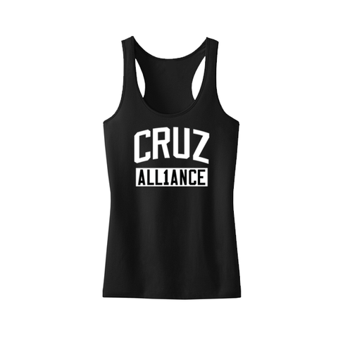 Ladies Tank- Cruz All1ance Logo