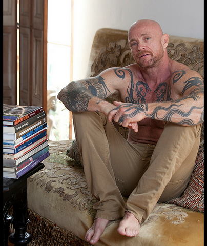 Buck Angel Contact
