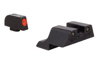 Trijicon HD XR for Glock 9/40 Orange Front