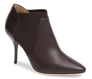 Jimmy Choo Decant Pointy Toe Chelsea Stretch Side Ankle Boots Size 40 10 $995