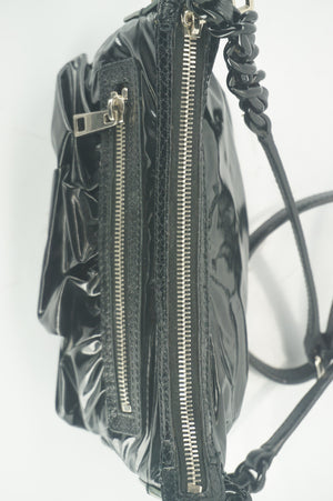 Marc by Marc Jacobs Parachute Cammie Small Front Zip Crossbody Bag $495 New