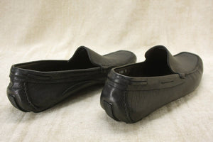 Size 8 To Boot New York Barkley Black driving Loafers Moccasin toe $275 New