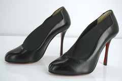 Christian Louboutin Toot Couverte Elastic High Heel Pumps Size 36.5 NIB $995
