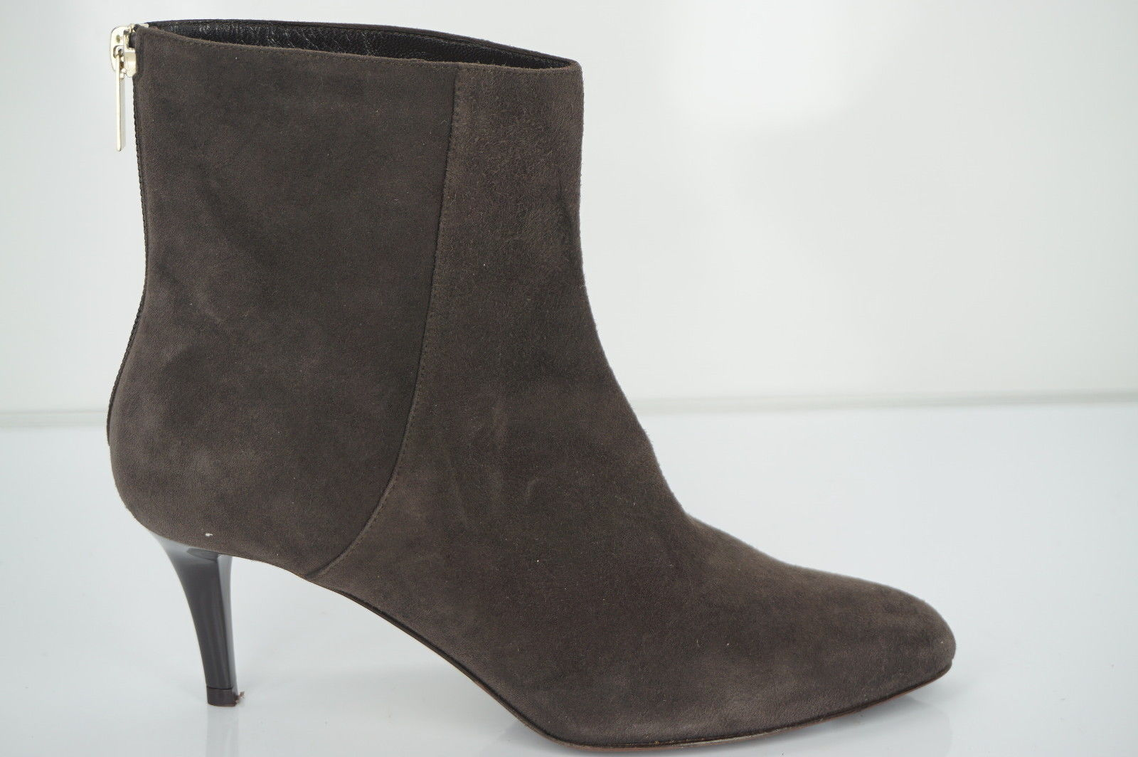 Jimmy Choo Womens Brody Ankle Boot Brown Suede Size 36