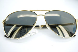 Gucci Womens GG 0237/s Sunglasses Gold Metal Size 0