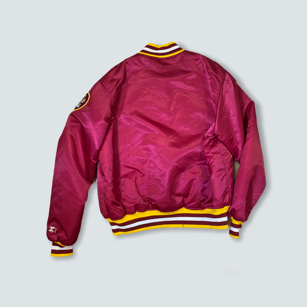 Vintage Florida State Seminoles Satin and Starter Jacket