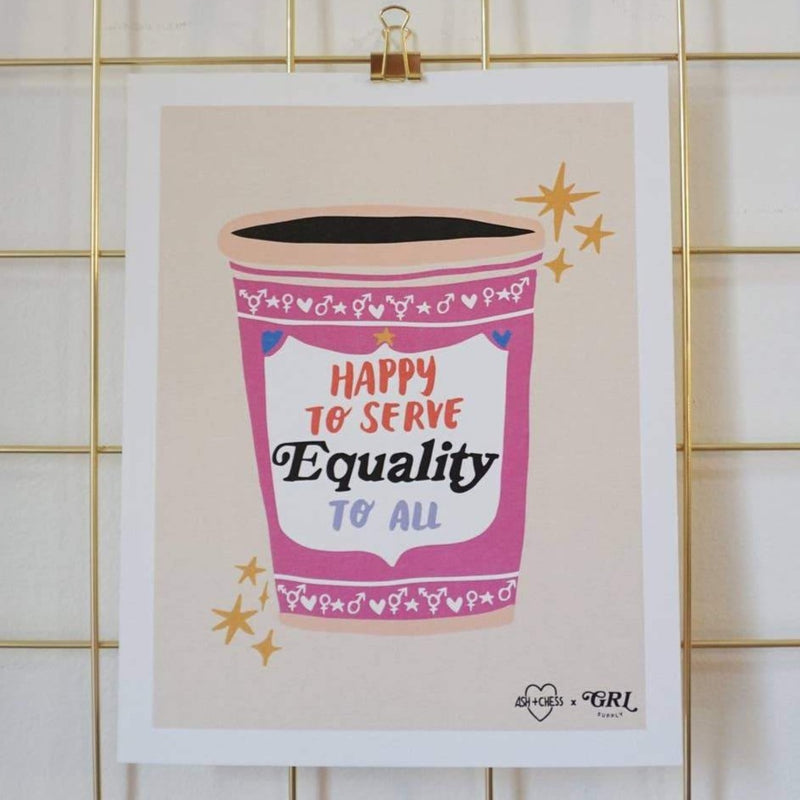 Equality for All Print