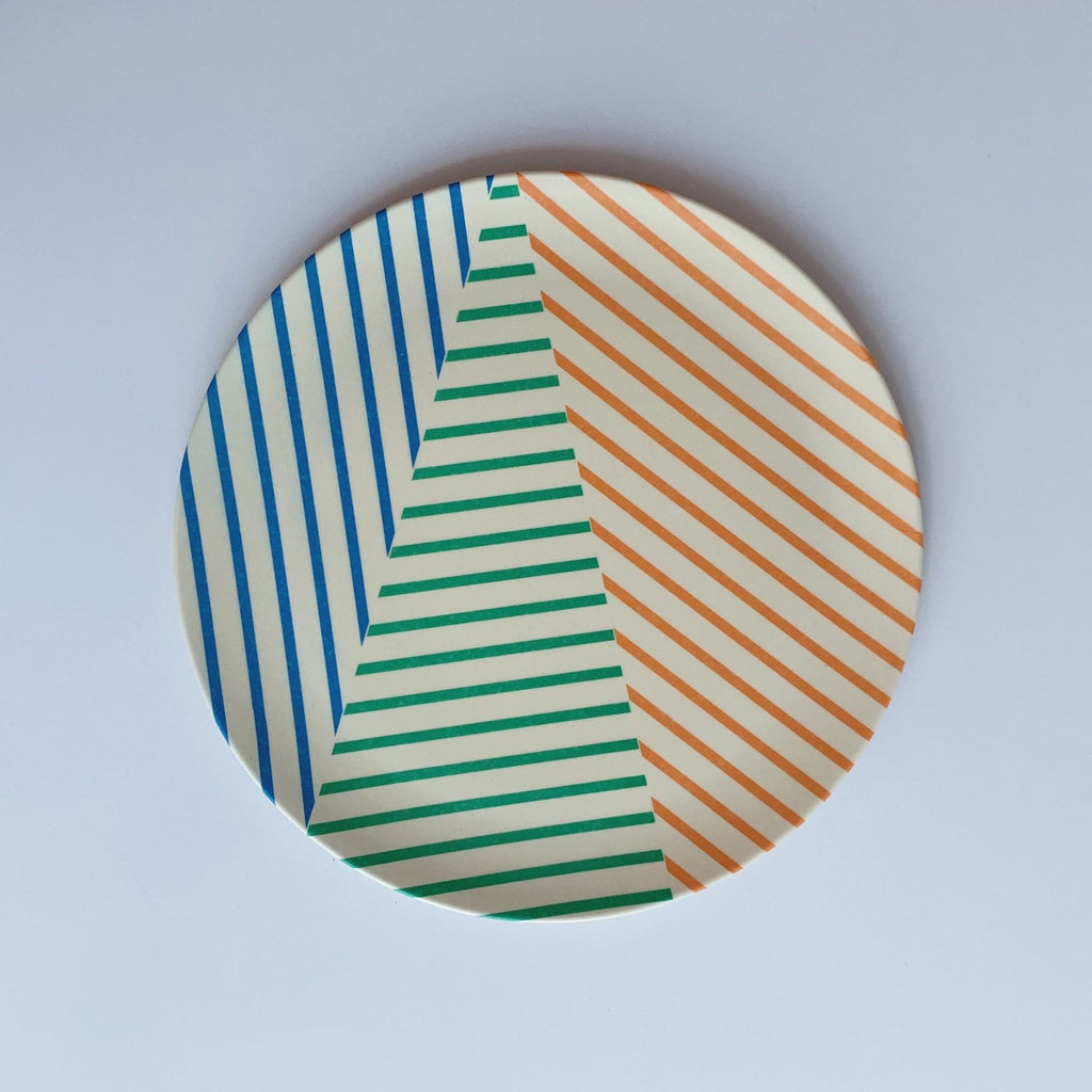Bamboo Marseille Dinner Plate