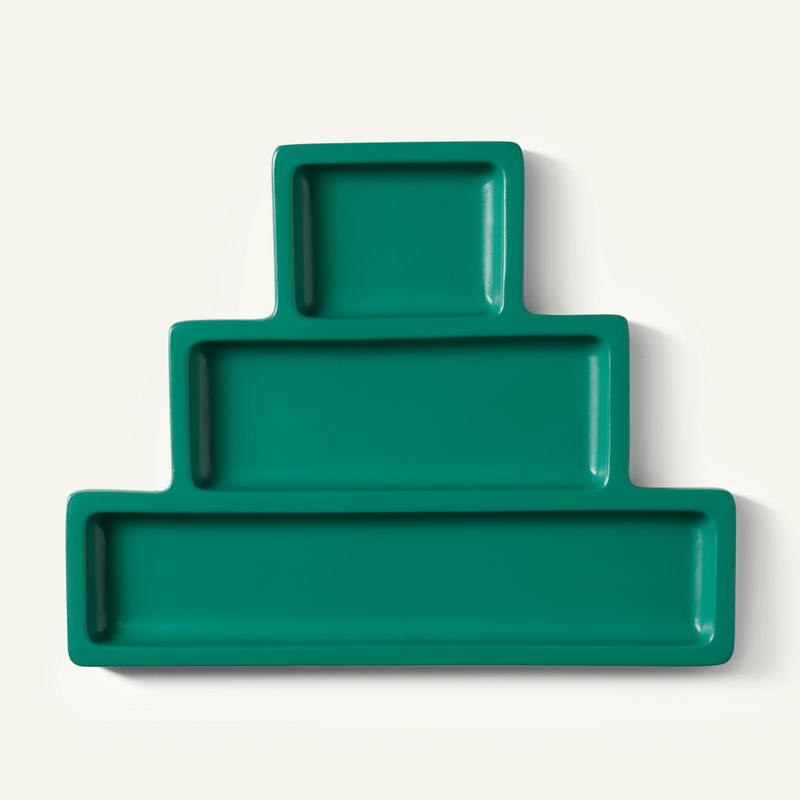 Templo Catchall Green