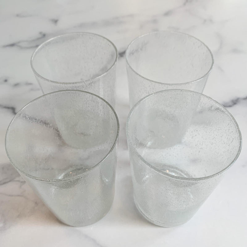 Clear Recycled Glasses