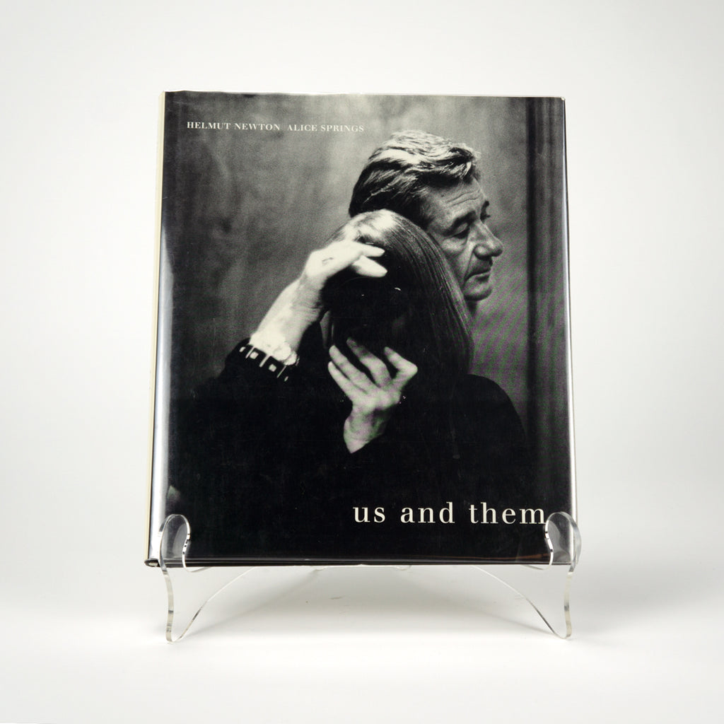 Us and Them, Helmut Newton and Alice Springs. Scalo Zurich-Berlin-New York, 1999. First Edition. Available at Fonfrege.com