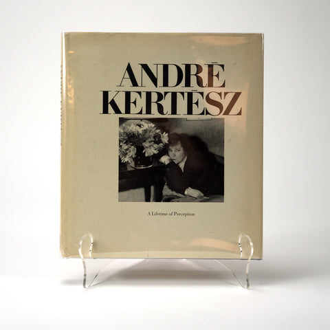 André Kertész: A Lifetime of Perception, edited by Jane Corkin. Key Porter Books, 1982. First Edition. Available at Fonfrege.com