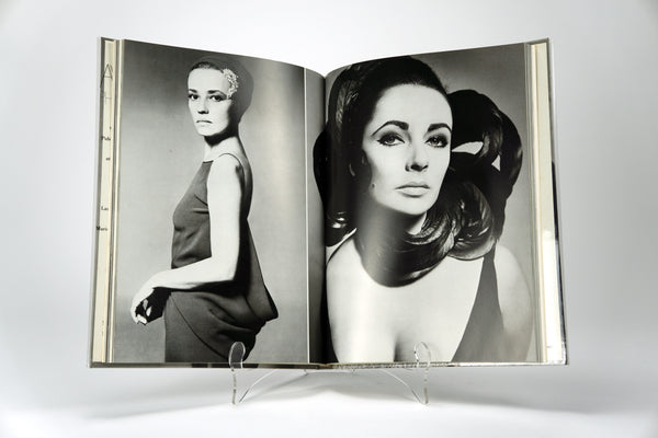 Richard Avedon: Photographs 1947 –1977, with an introduction by Harold Brodkey. Farrar, Straus, and Giroux, 1978. First Edition. Available at Fonfrege.com