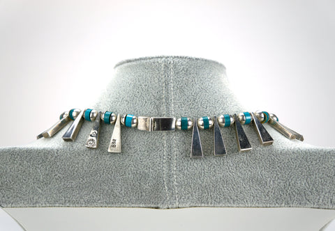 Aztec Moderne Necklace