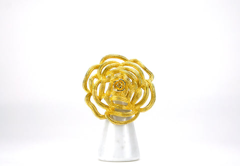 Christian Dior Rose Brooch