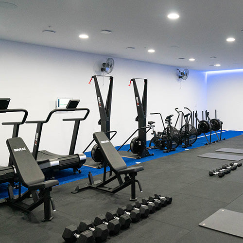 8 tips for designing your commercial gym