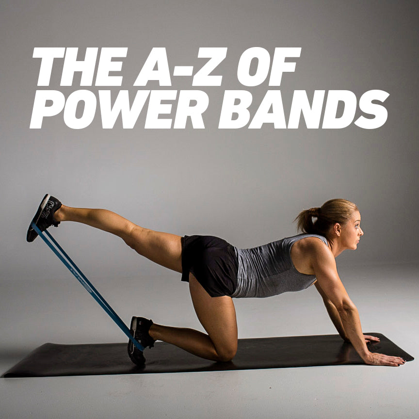 The ultimate guide for power resistance bands