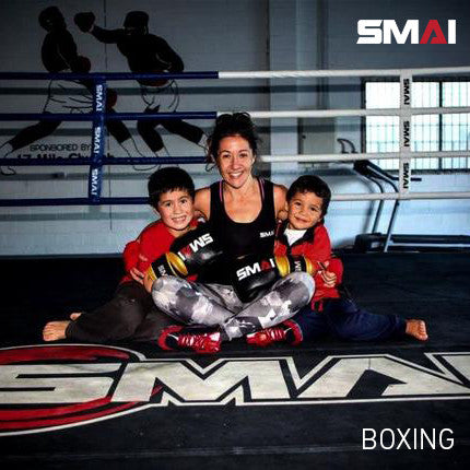QLD boxer Jessica Cashman is a champion mum.