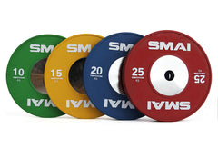 Olympic Bumper Plates | Weightlifting