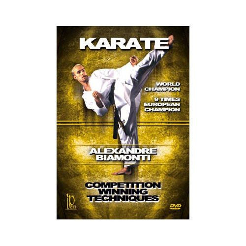 Karate Competition Winning Techiniques,  martial arts dvd, martial arts dvds, martial arts movies dvds, martial arts instructional dvd, mixed martial arts dvd, martial arts training dvd, martial arts workout dvd, martial arts dvd movies, martial arts weapons dvd