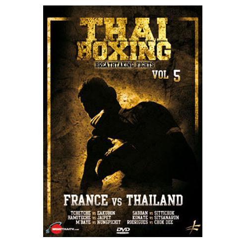 Thai Boxing Vol. 5, martial arts books, martial art books, books martial arts, filipino martial arts books, martial arts instruction book, Chinese martial arts books, martial arts in books, mixed martial arts book