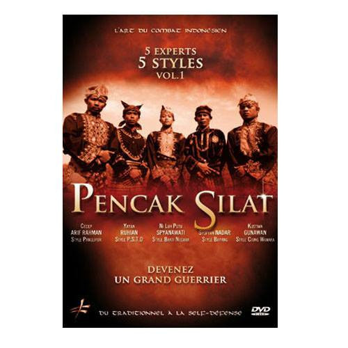 Pencak Silat 5 experts - 5 styles- Be a great Warrior