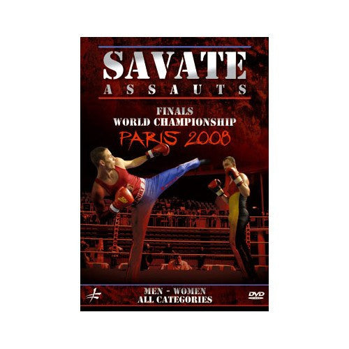 SAVATE ASSAUT - WORLD CHAMPIONSHIP 2008