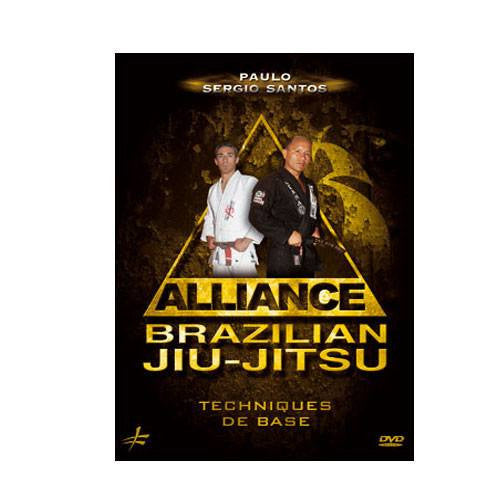 Brazilia Jiu-Jitsu Alliance DVD