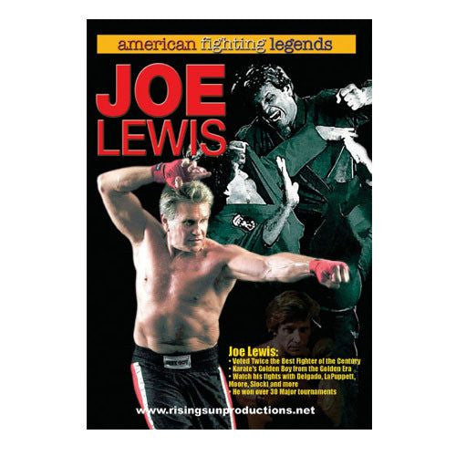 Joe Lewis American Fighting, martial arts dvd, martial arts dvds, martial arts movies dvds, martial arts instructional dvd, mixed martial arts dvd, martial arts training dvd, martial arts workout dvd, martial arts dvd movies, martial arts weapons dvd