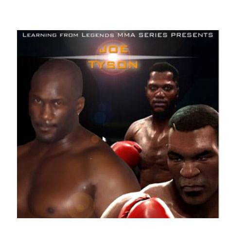 Joe Tyson - Boxing for MMA DVD