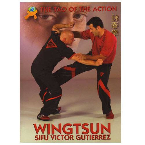 WingTsun Sifu Guiterrez, 224 pages about Chinese Wing Chun, martial arts books, martial art books, books martial arts, filipino martial arts books, martial arts instruction book, Chinese martial arts books, martial arts in books, mixed martial arts book