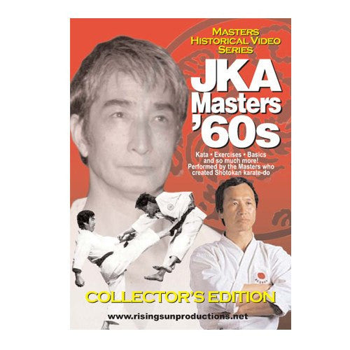 JKA Masters 60s, martial arts dvd, martial arts dvds, martial arts movies dvds, martial arts instructional dvd, mixed martial arts dvd, martial arts training dvd, martial arts workout dvd, martial arts dvd movies, martial arts weapons dvd