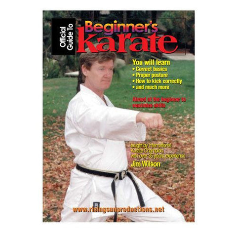 Beginners Guide to Karate, martial arts dvd, martial arts dvds, martial arts movies dvds, martial arts instructional dvd, mixed martial arts dvd, martial arts training dvd, martial arts workout dvd, martial arts dvd movies, martial arts weapons dvd